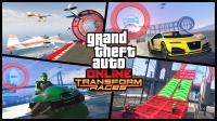 GTA Online : Courses polymorphes