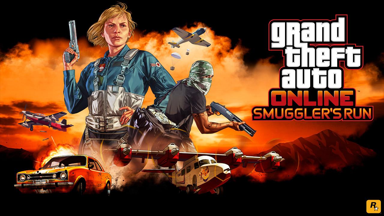 GTA Online : Contrebande organisée