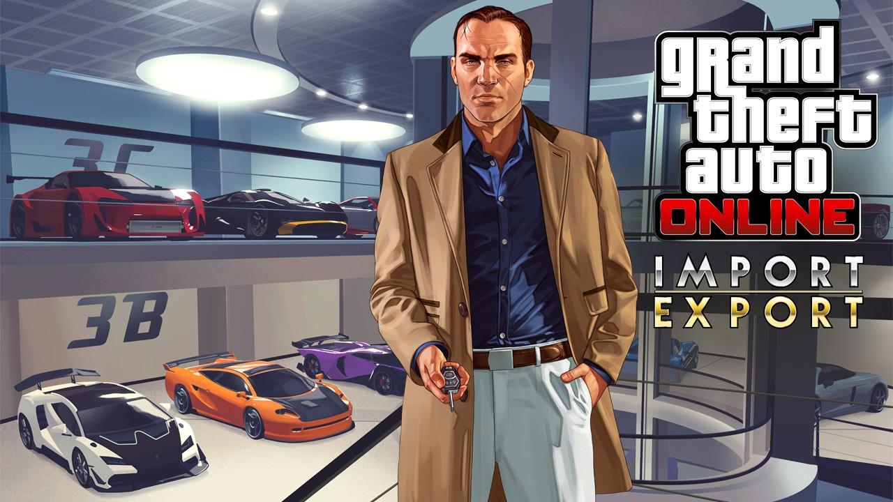 GTA Online : Import-Export