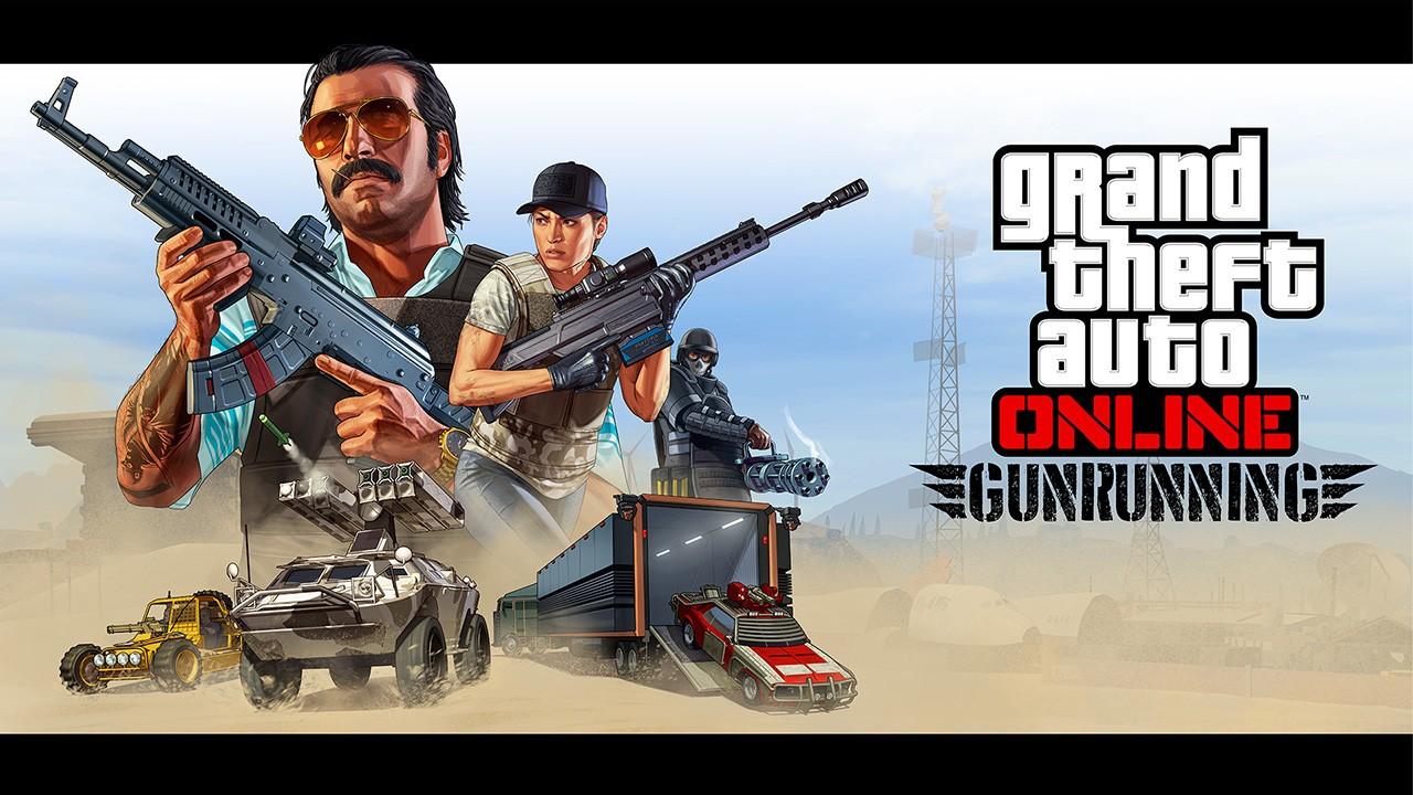 GTA Online : Trafic d'armes