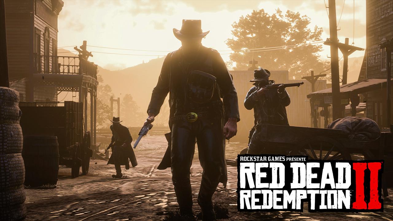 RDR 2 : Vidéo de gameplay officielle