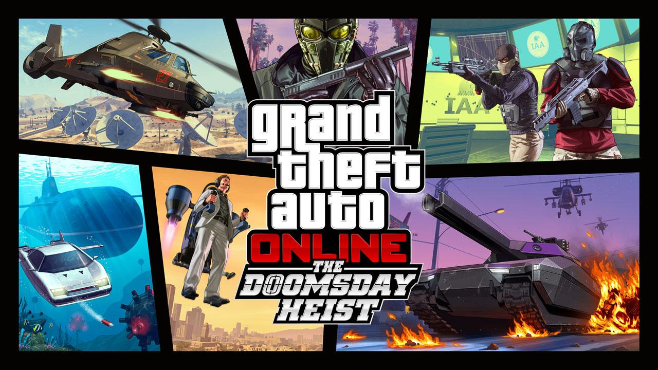 GTA Online : Le Braquage de la fin du monde