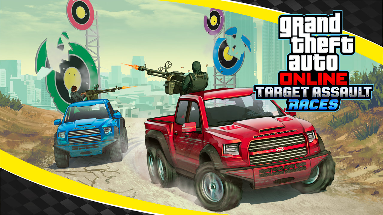 GTA Online : Course aux points