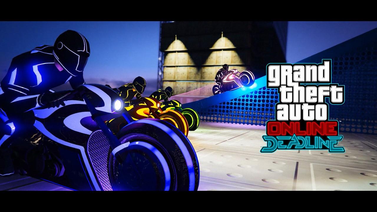 GTA Online : Retour à la ligne