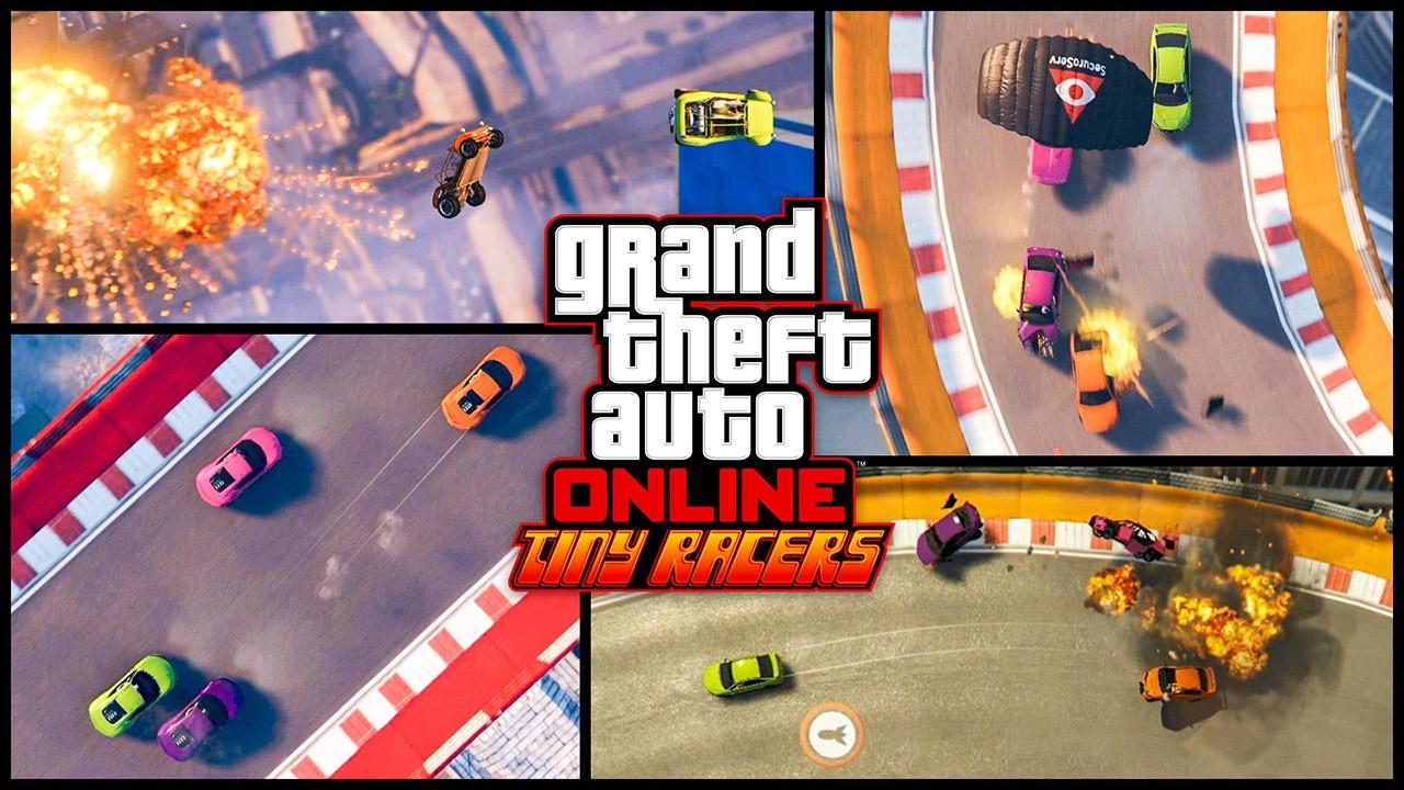 GTA Online : Miniatutures
