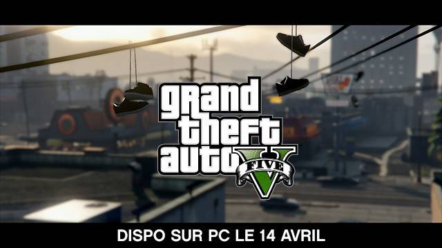 GTA V : Trailer Officiel PC en 60 FPS
