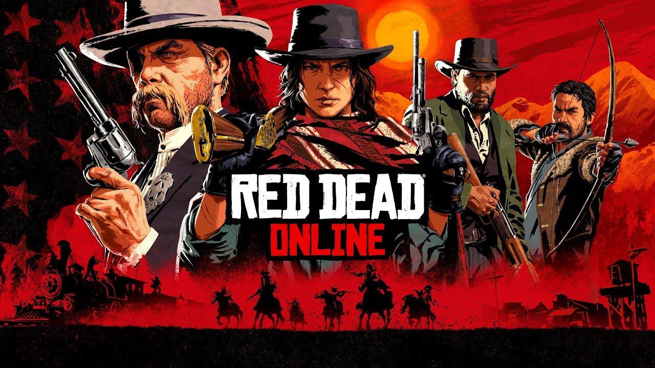 Red Dead Online : Trailer de lancement