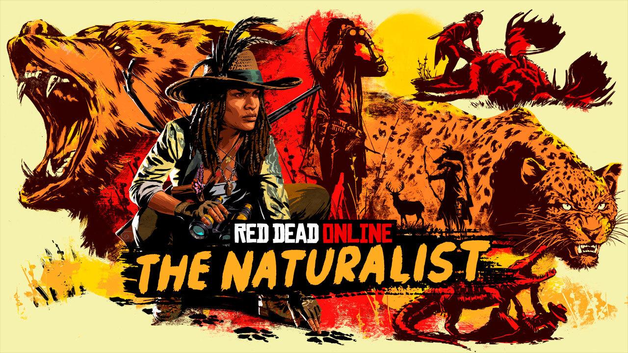 Red Dead Online : La Naturaliste