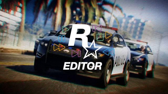 GTA V : Vidéo de l'Éditeur Rockstar